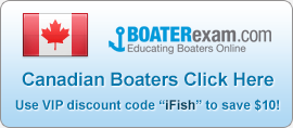 BoaterExam.com Online Course for Canadian Boaters