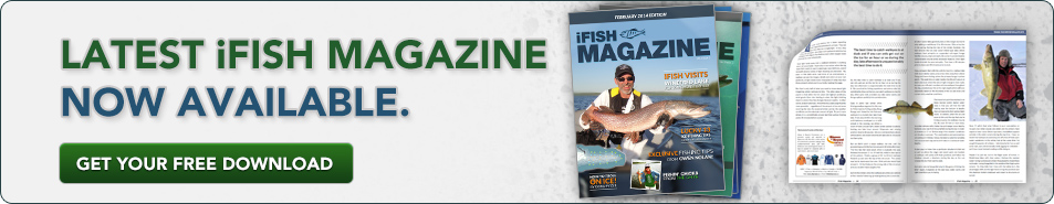 Check out the iFish Magazine